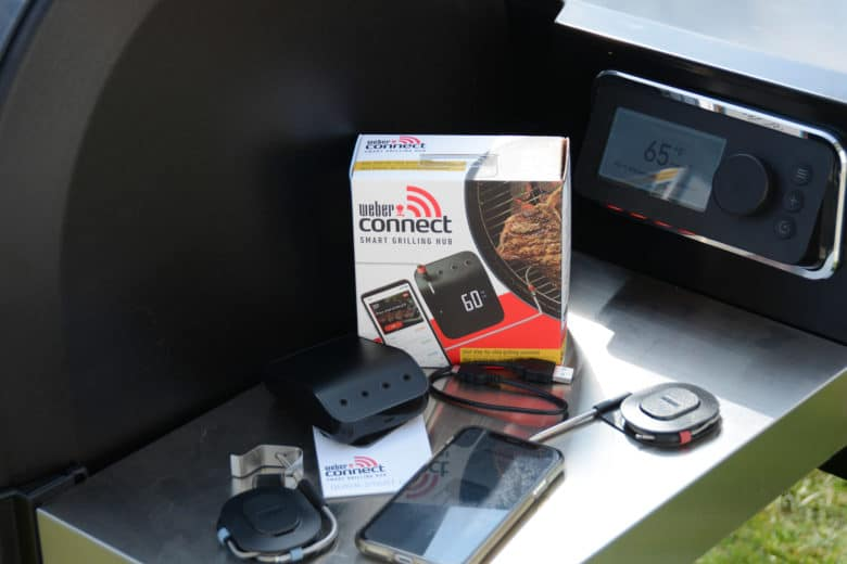 Weber Connect Smart Grilling Hub Unboxing