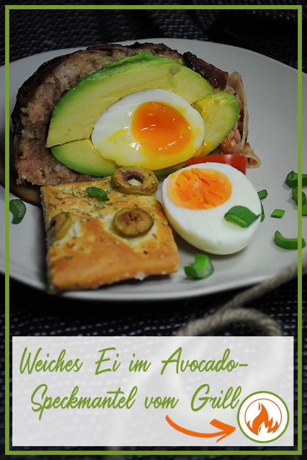 Das Avocado Ei auf Pinterest pinnen