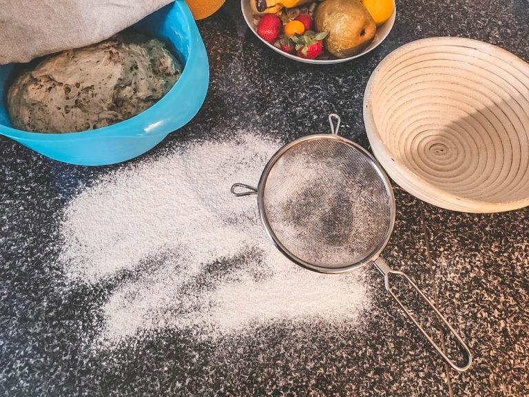 Freude am Brot backen  - Tipps fürs perfekte Brot - brot backen 04 - 26