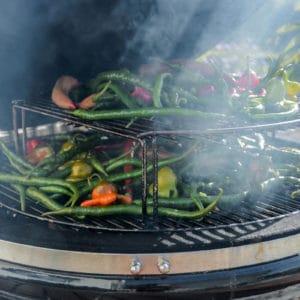 Tacos mit Chili con Carne vom Grill - chilis trocknen 06 2 - 11