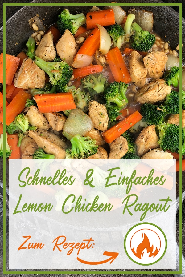 Lemon Chicken Ragout auf Pinterest pinnen