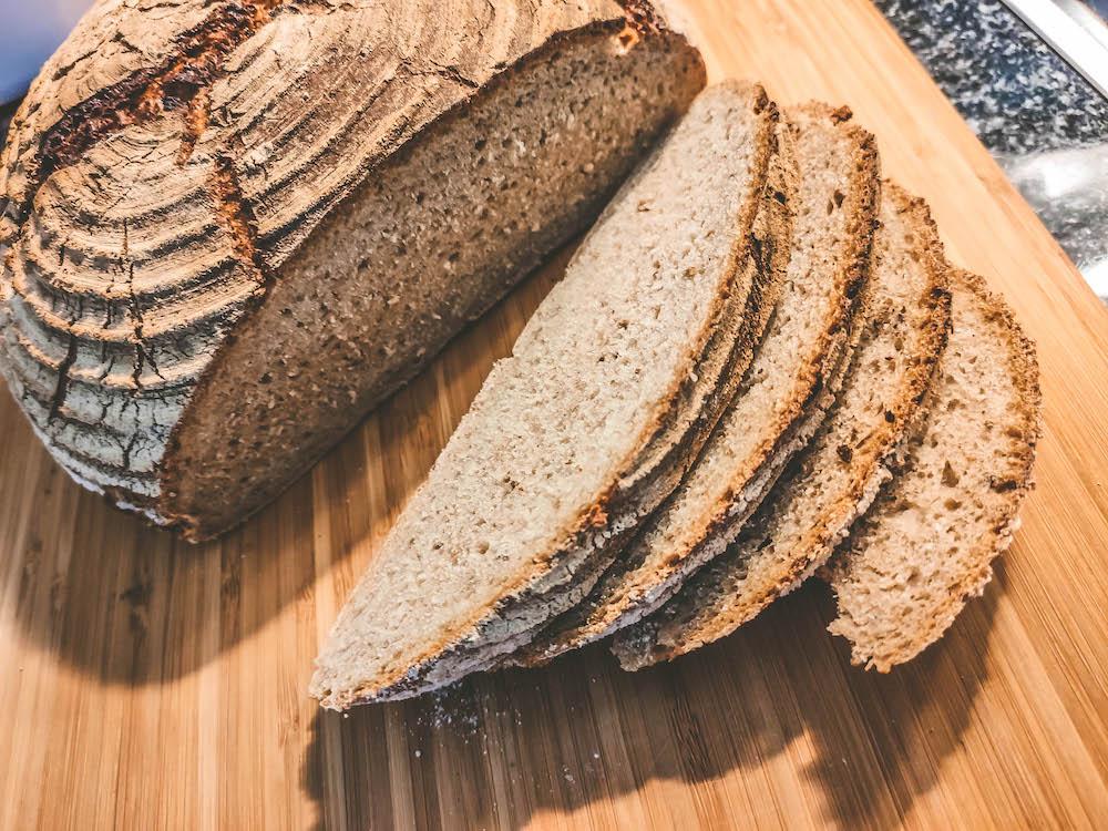 Brot backen mit dem eigenen Sauerteig