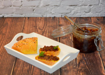 Coffee Whisky Bacon Jam