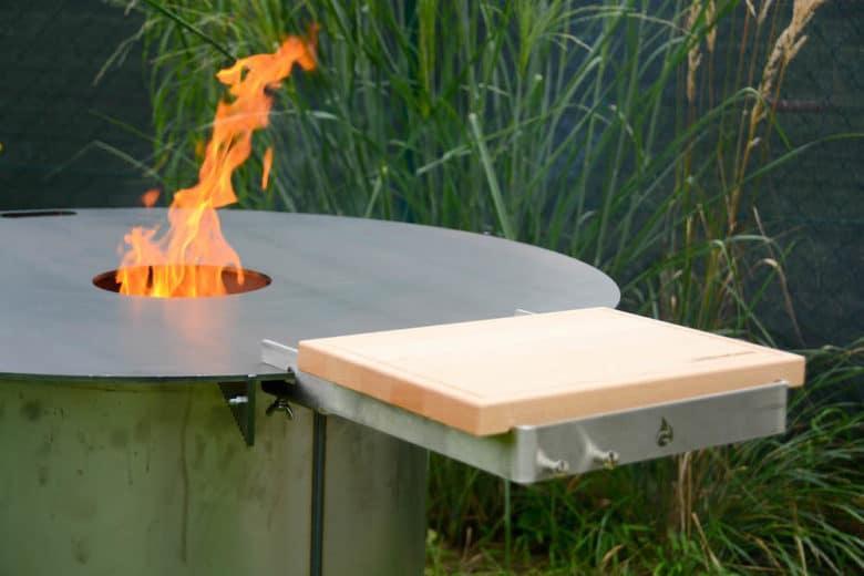 Grilltrend Feuerplatte - Ratgeber, Kaufberatung & Erfahrungen - feuerplatte einbrennen ratgeber 16 - 11