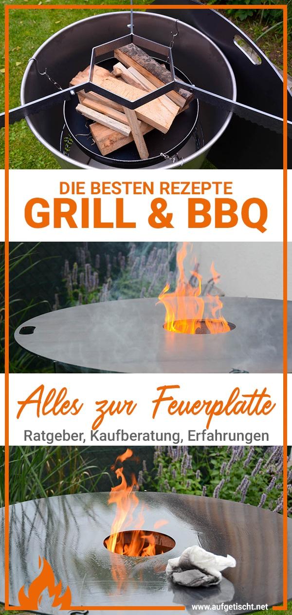 Grilltrend Feuerplatte - Ratgeber, Kaufberatung & Erfahrungen - feuerplatte erfahrungen ratgeber kaufberatung - 28