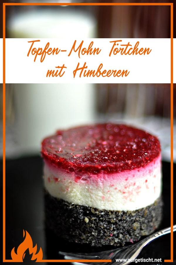 Topfen Mohn Torte
