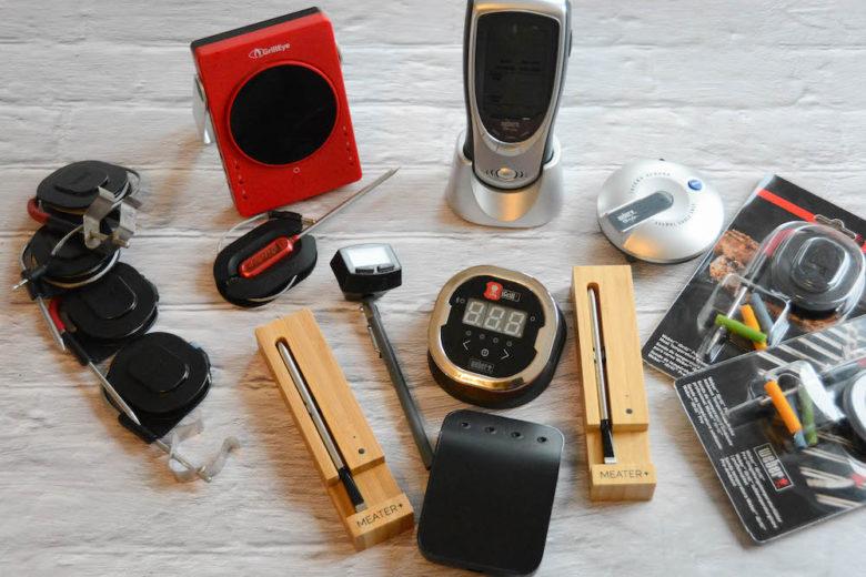 Grillthermometer als Geschenkideen für Grillfans