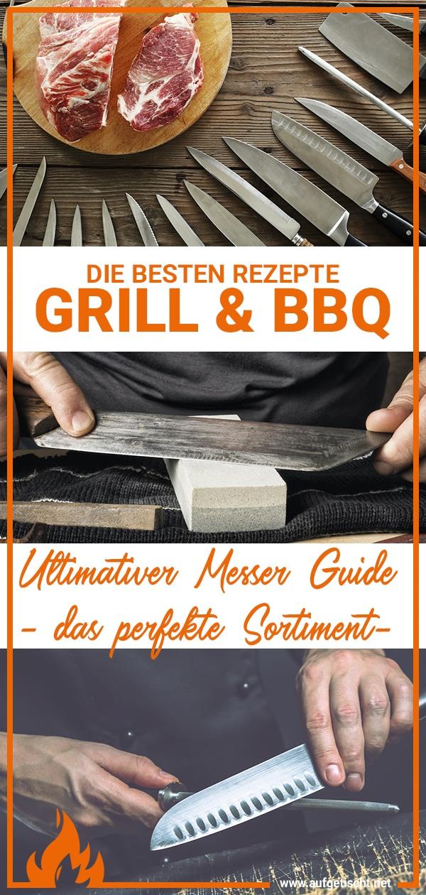 Messer Guide auf Pinterest pinnen