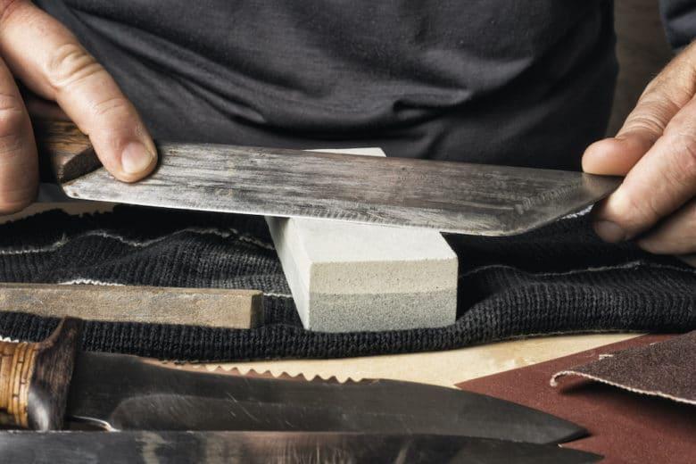 Messer Pflege - dazu gehört auch ein guter Schliff