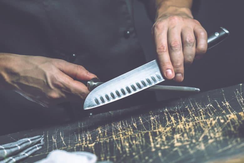 Messer richtig schleifen - Wie klappt es am Besten?