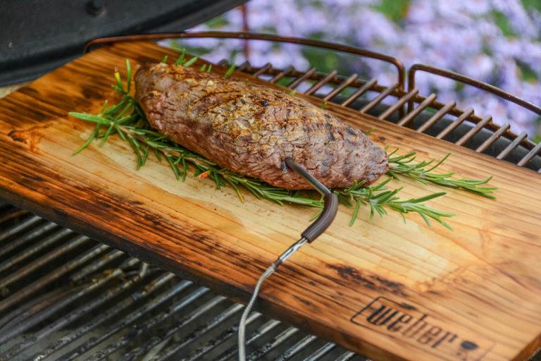 Teres Major Steak - Mit dem Grillthermometer zur gewünschten Kerntemperatur