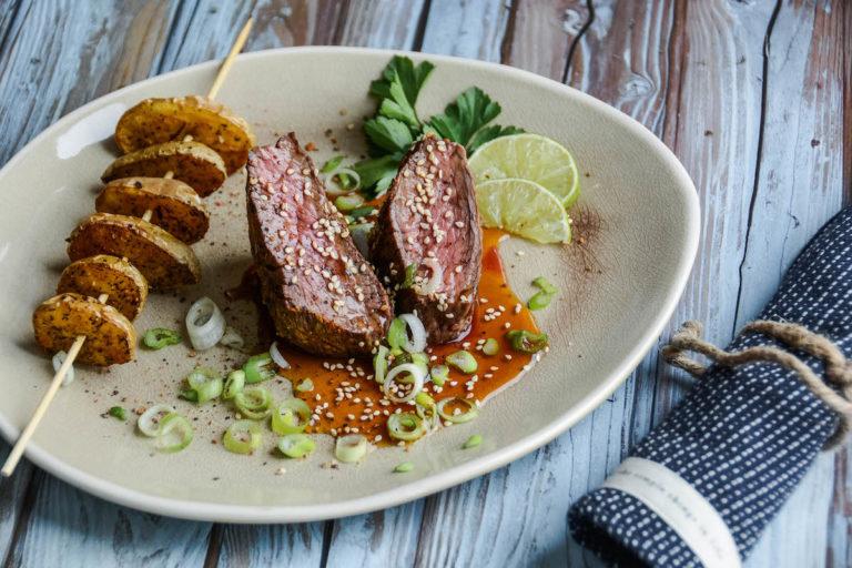 Teres Major Asia Style Steak - teres major asia style 07 - 18