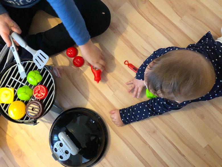 Grillen mit Kindern - Spielerisch die Leidenschaft weitergeben