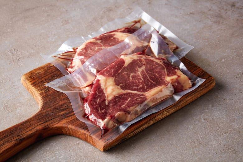 Fleisch richtig auftauen - Die Qualität muss stimmen