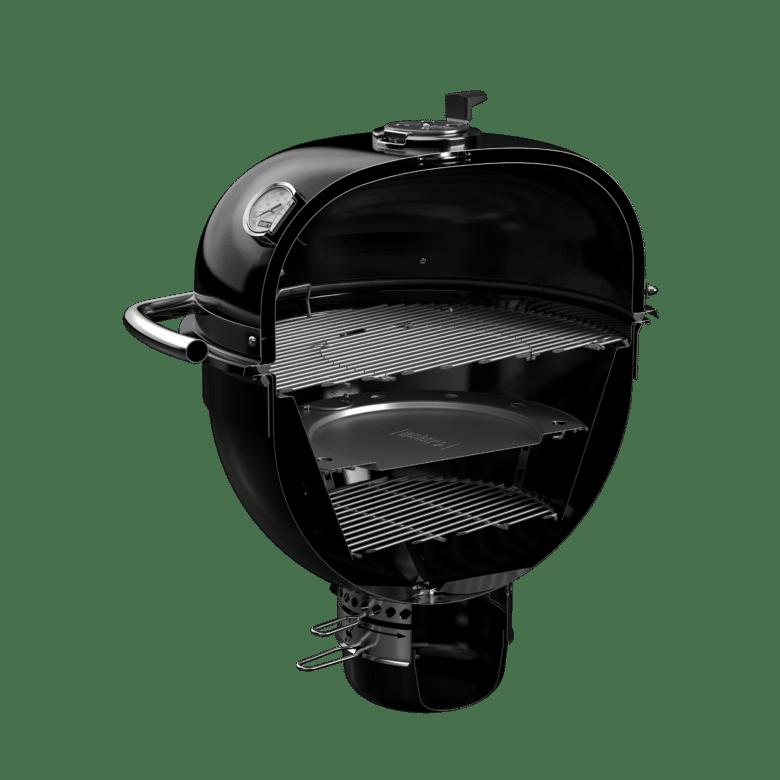 Weber Summit Kamado Querschnitt - Grillneuheiten 2021