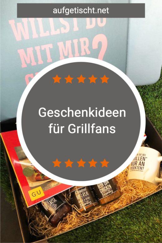 Geschenkideen für Grillfans - Geschenkeratgeber