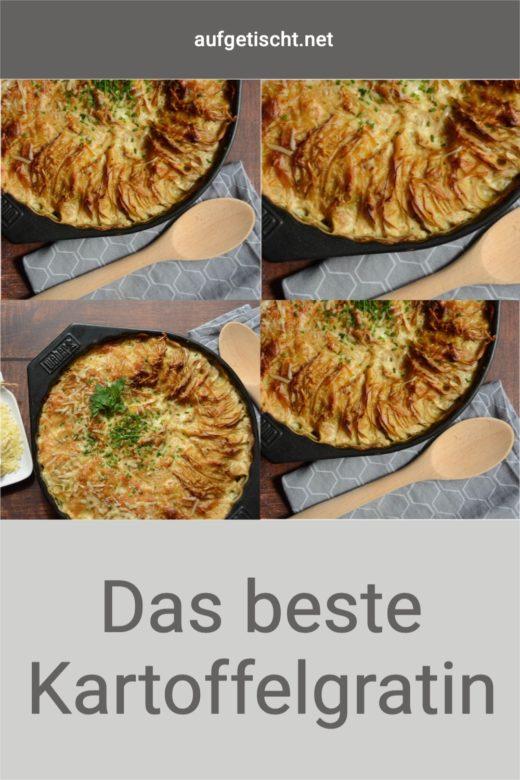 Bestes Kartoffelgratin