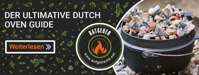 Ultimativer Dutch Oven Ratgeber - Infos & Empfehlungen