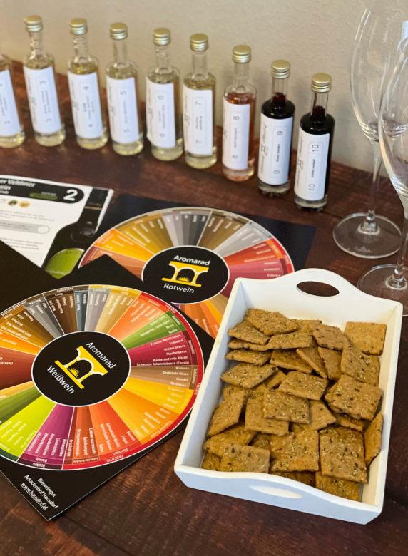 Bio Weinverkostung im Paket für 2 Personen