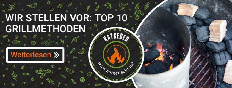 Top 10 Grillmethoden Ratgeber