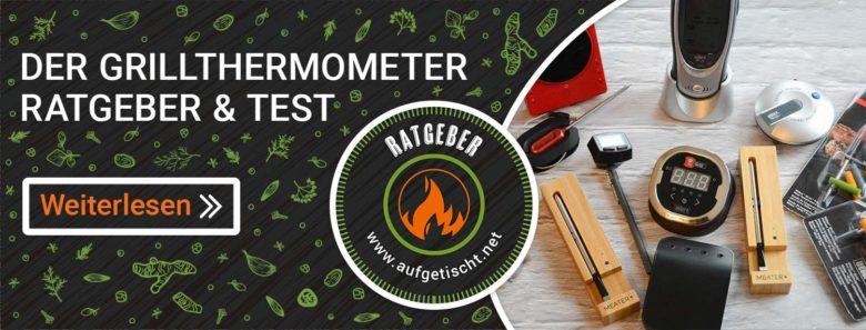 Grillthermometer Kaufberatung - Ratgeber