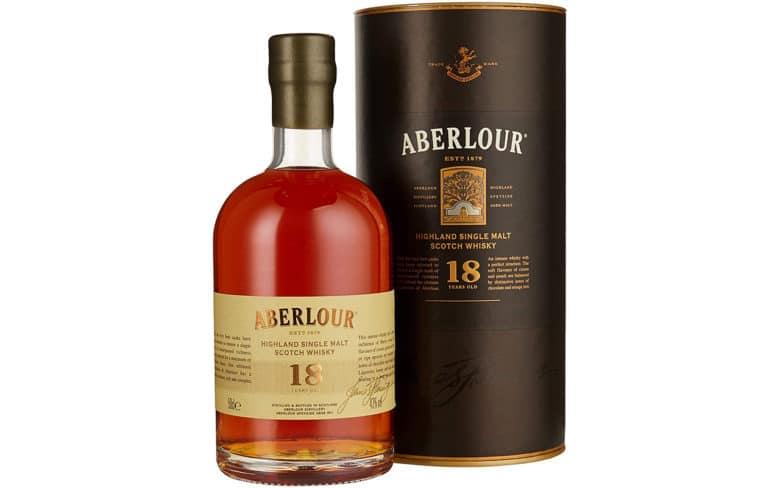 Aberlour Highland Single Malt Scotch Whisky 18 Jahre
