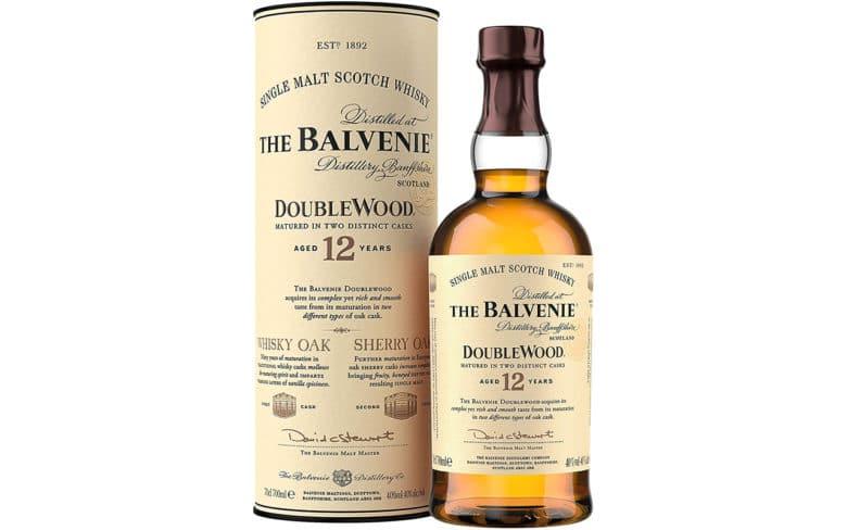The Balvenie Double Wood Speyside Whisky 12 Jahre