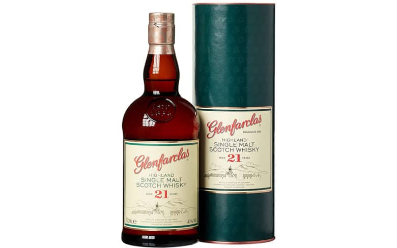 Glenfarclas Single Malt Scotch Whisky 21 Jahre