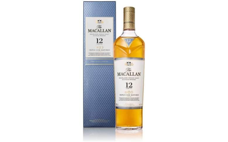 The Macallan Highland Single Malt Scotch Whisky 12 Jahre