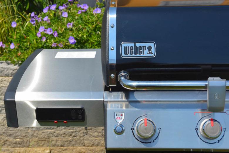 Weber Genesis II EX-335 GBS Smart Grill - genesis smartgrill app 12 - 8