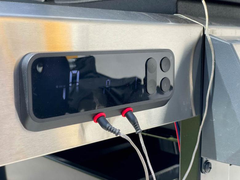 Display am Weber Genesis II EX-335 Smart Grill