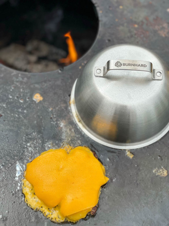 Burger Set von Burnhard - Melting Domes