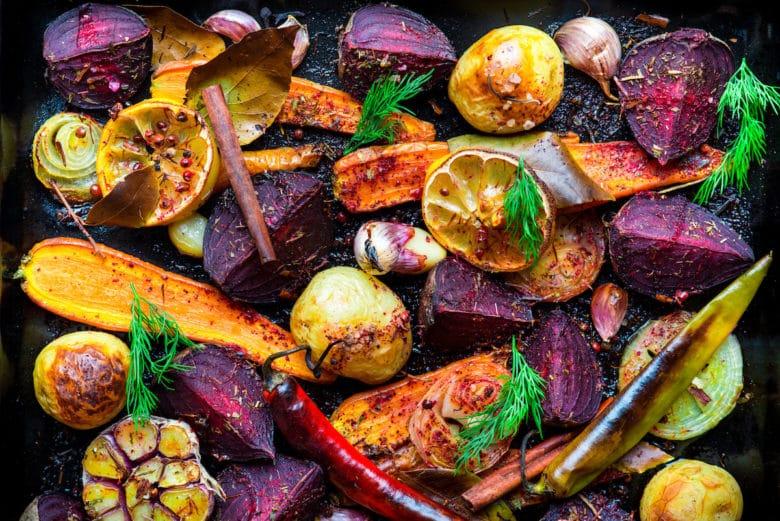 Farbenfrohe Herbstrezepte mit saisonalem Gemüse