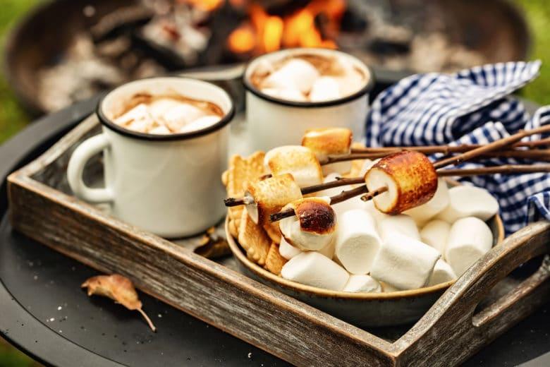 Wärmende Desserts dürfen natürlich auch bei unseren Herbstrezepten nicht fehlen